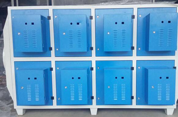 化工厂真空泵废气吸附处理方案