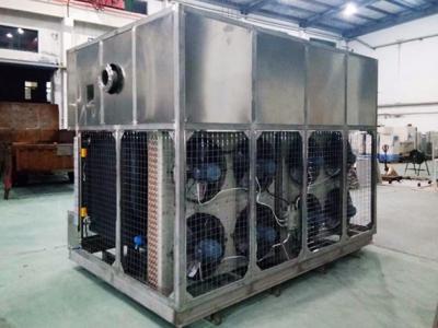 冷凝废气回收技术在废气处理中的应用