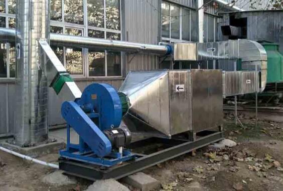 石蜡厂蜡烟废气使用什么处理方法