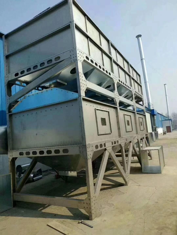 活性炭吸附VOCs气体净化处理设备