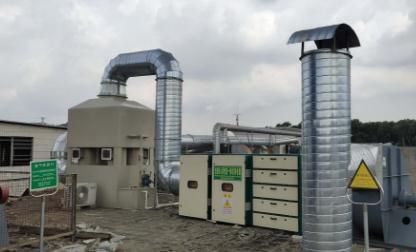 利用光量子分解技术处理食品加工厂废气效果好