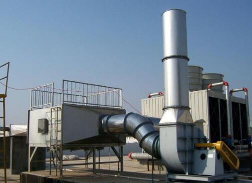 广绿废气处理设备特点及服务流程