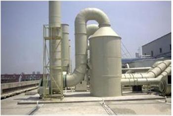 喷涂废气处理常用的四种湿式净化法