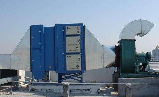 购买有机废气处理设备后的五个注意事项