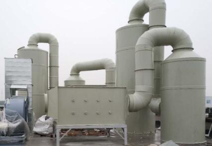PP抽屉式活性炭吸附箱
