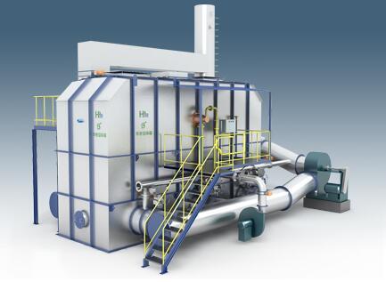 RCO有机废气催化燃烧净化装置