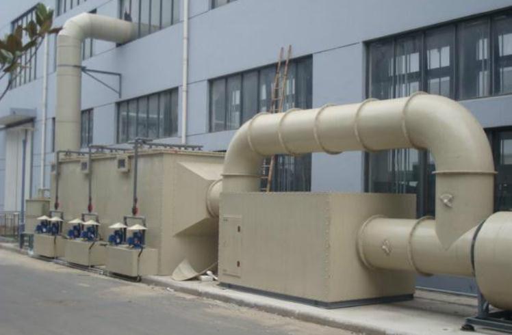 常用六种恶臭废气处理工艺比较