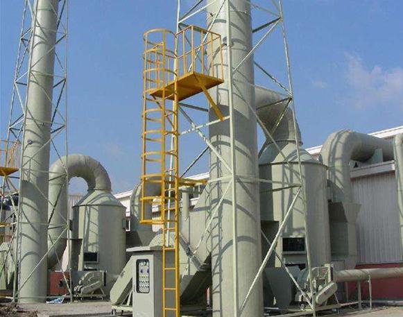 铸造厂空气污染特点及废气处理方法