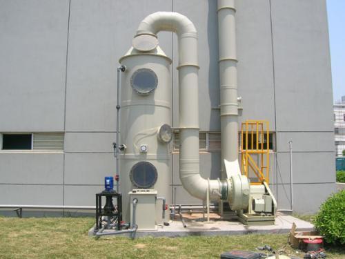 三种工业废气处理除臭净化技术分析