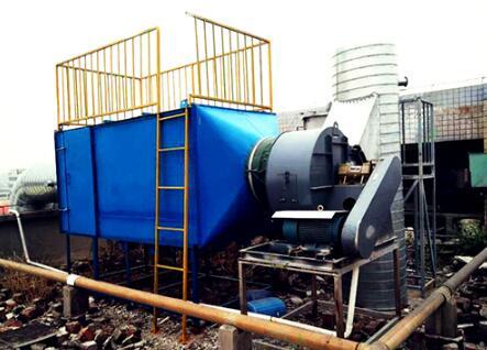 催化燃烧设备处理印刷厂废气效果怎么样