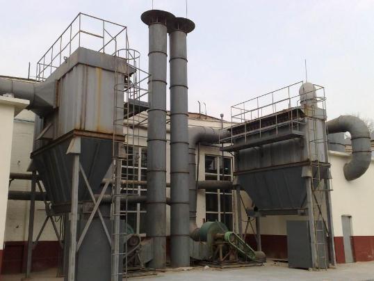 常用4类工业除尘器比较