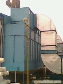 无泵水幕废气净化器