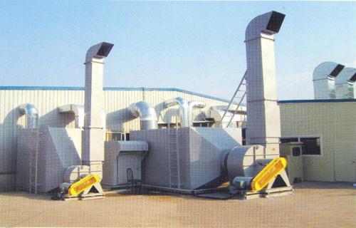 安装废气处理设备的五大好处