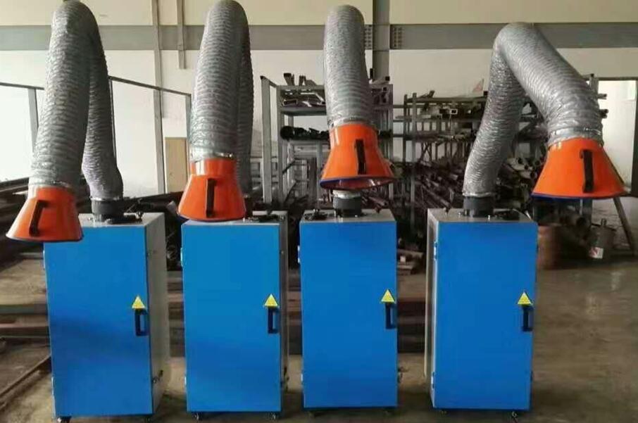 大型焊烟净化设备