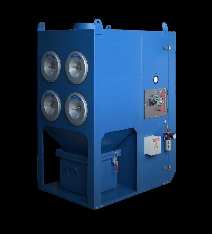 滤筒除尘器工作原理及产品分类