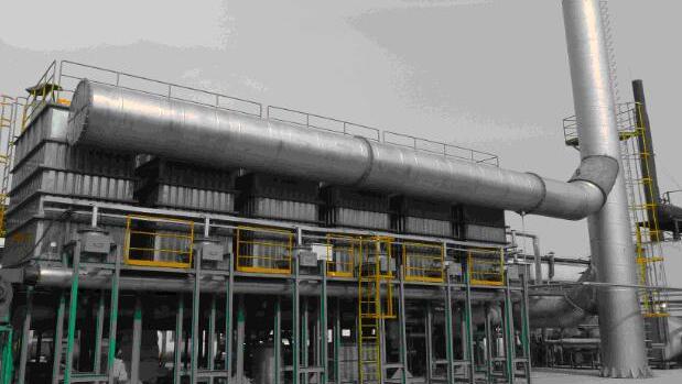 二氯甲烷废气回收设备