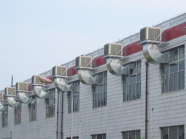 环保空调可以用于生产车间通风降温吗