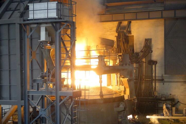 炼钢炉岗位降温系统
