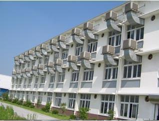工厂校园宿舍如何降温,员工宿舍降温解决方案