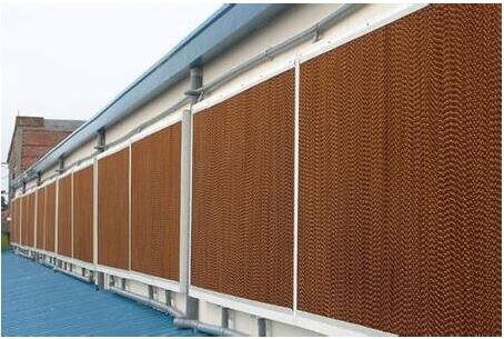 大厂房车间降温通风设备,钢结构厂房降温方案