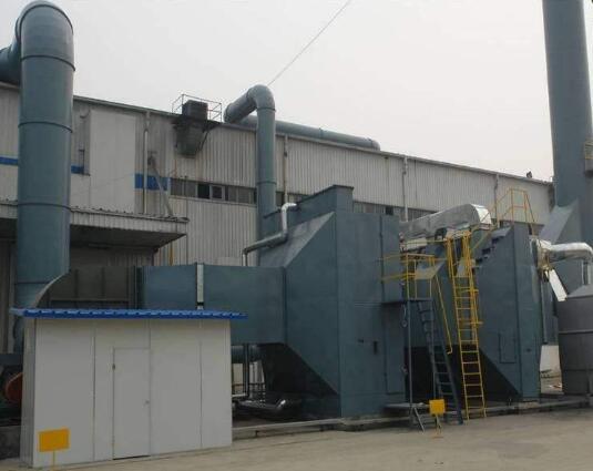 印刷包装行业废气处理设备