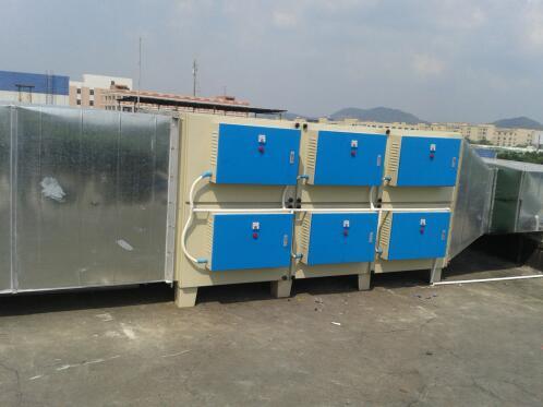 光催化废气处理设备