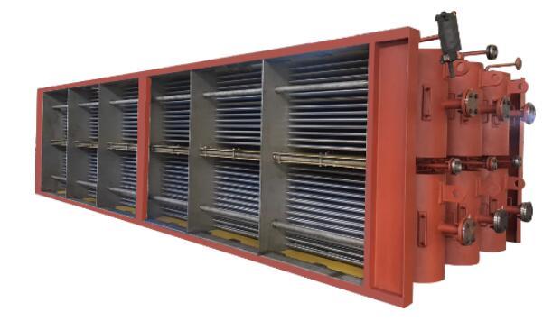 烟气脱白产品之氟塑钢蒸汽—烟气换热器