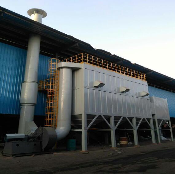油气回收活性炭吸附的流程您了解吗?