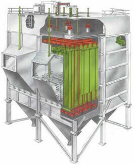 电除尘器-电炉除尘设备-高压静电除尘器工作原理-除尘机