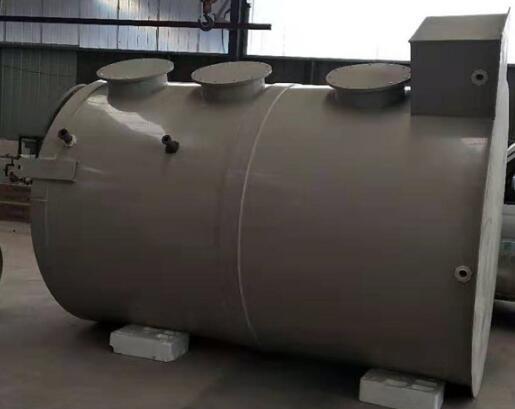 PP材质耐腐蚀抗紫外线喷淋塔的特点和适用范围