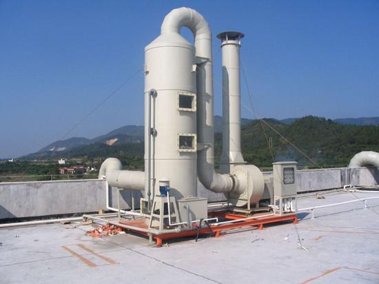 企业废气排放监测中存在的问题