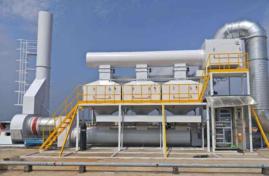 有机废气治理现状及未来发展方向
