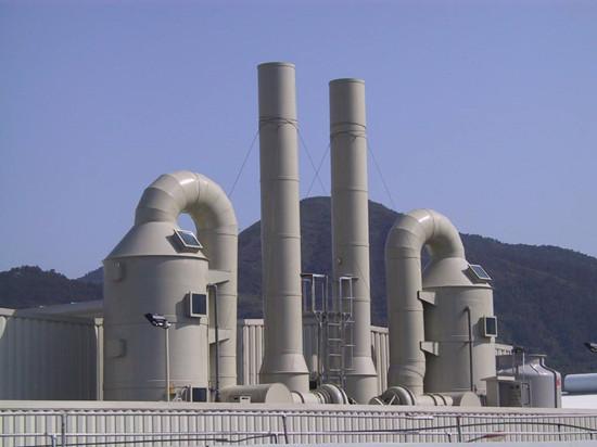 环保喷淋塔材质选择要求