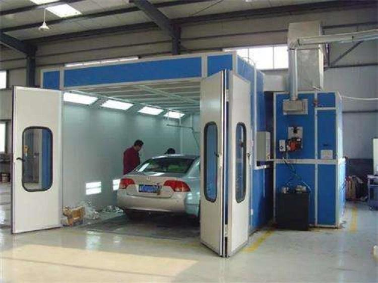 汽修厂烤漆房VOC废气处理过滤装置是什么?