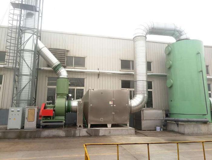 废气处理设备安全运行需要注意的事项