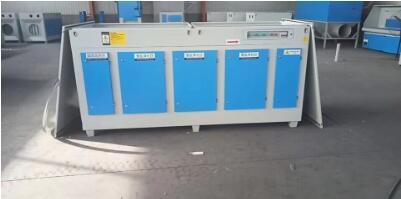 电子电器专用胶生产车间使用什么样的废气净化设备好