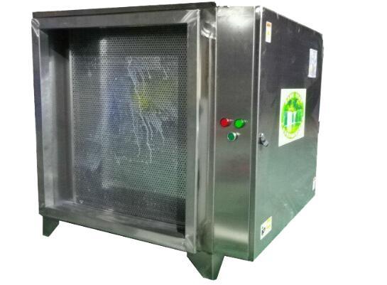 uv光氧废气净化器对净化vocs废气有效吗
