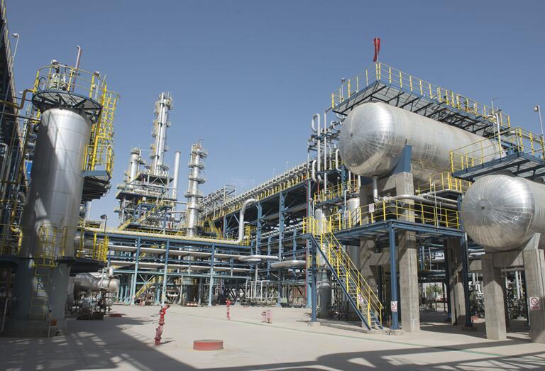化工行业废气净化方案