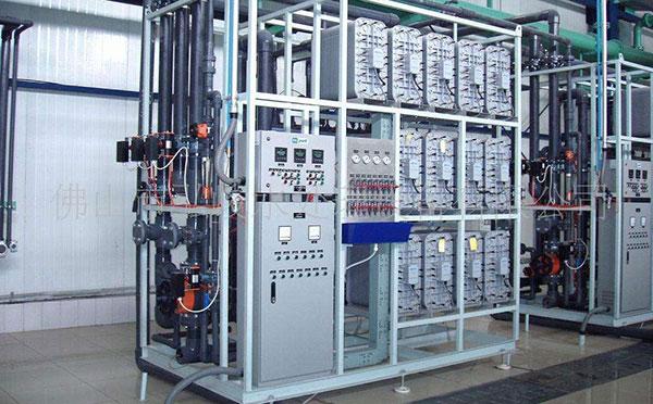 反渗透设备安装调试步骤