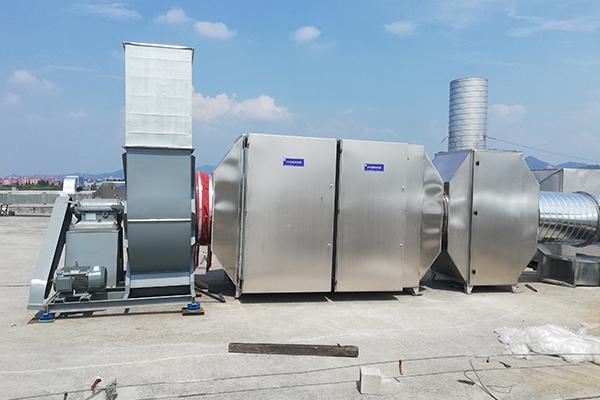 高温等离子体废气处理技术优势与特点