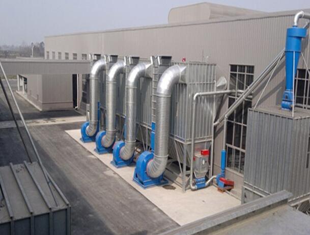 家具厂废气处理设备解决方案