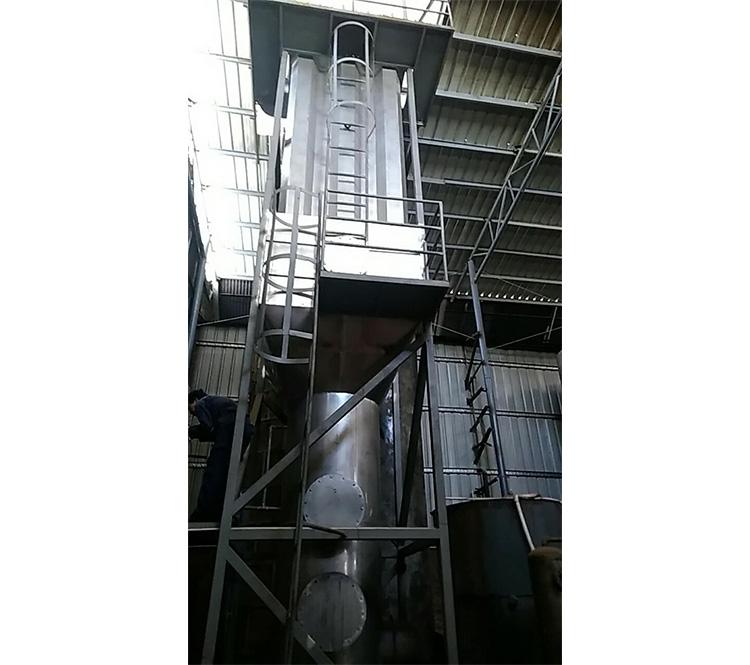 山西红木家具厂湿电除尘器工程案例