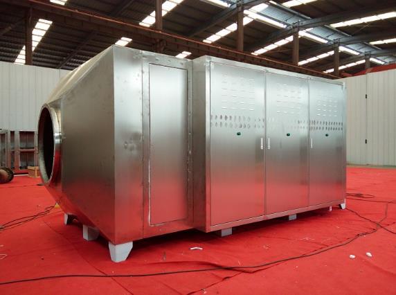 光氧催化技术处理有机废气的原理