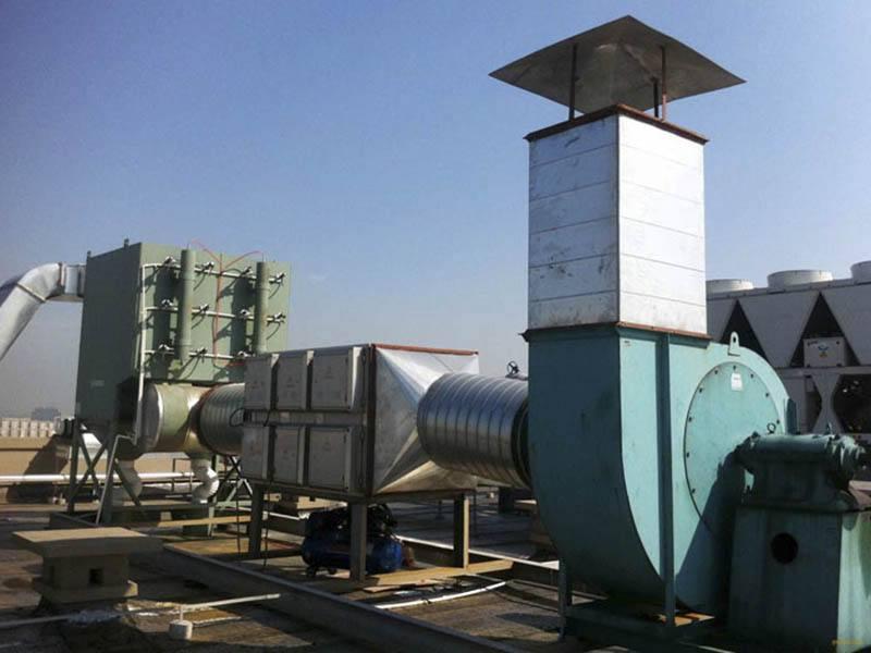 塑料厂废气处理所采用哪种工艺好