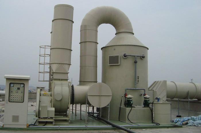 酸雾净化器对废气治理具有哪些功效