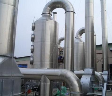 工业废气处理设备治理废气方法介绍