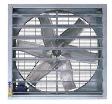养殖场安装通风降温设备系统的好处