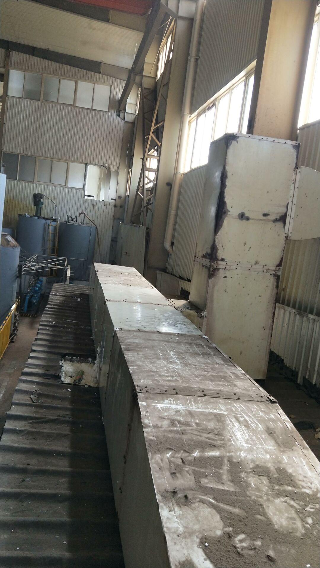 炼铝厂需要做车间降温排烟系统