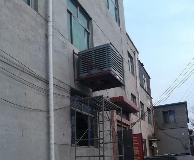 高热金属铸造厂车间岗位降温有效吗