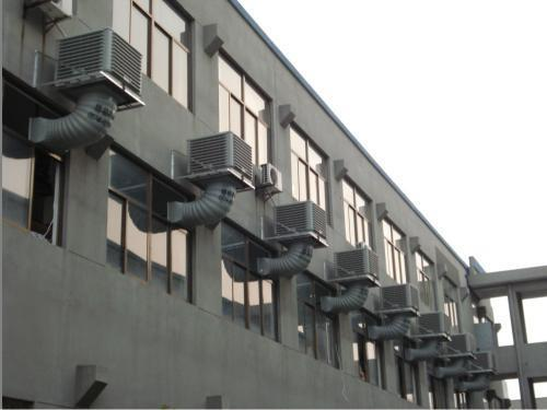 方便面厂车间降温